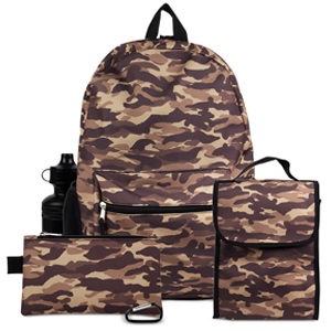 Backpacks & Accessories Sets
