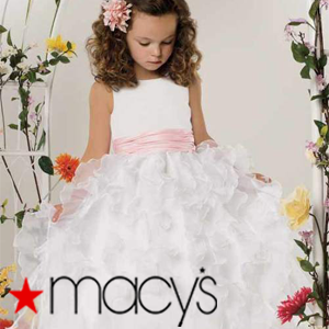 Macys Girls Dresses
