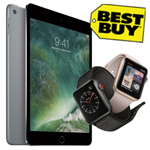 Best buy Apple Sale