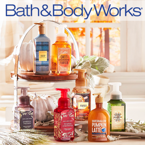 Bath & Body Works9