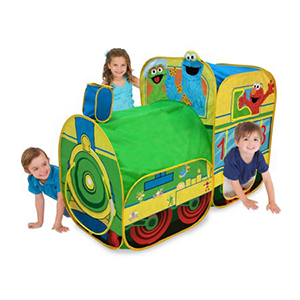 Train Play Tent
