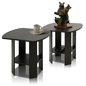 Espresso End Tables