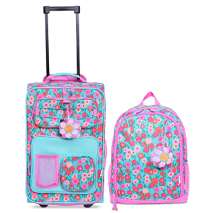 Suitcase & Backpack Set