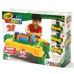 Building Blocks Table Set