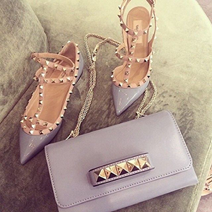 Valentino bags & shoes