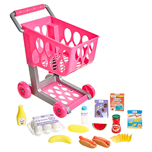 Shop & Go Grocery Cart