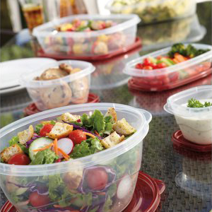 TakeAlongs Food Containers